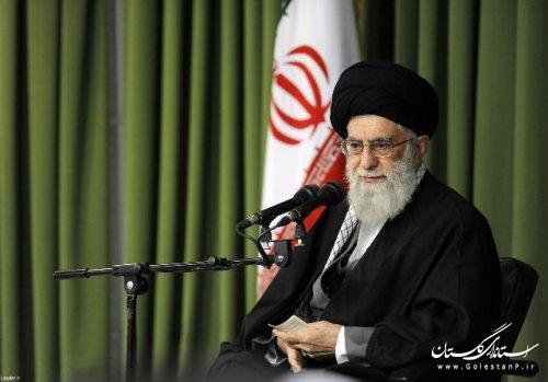 حضور مقام معظم رهبری در گلستان، آرزوی مردم است
