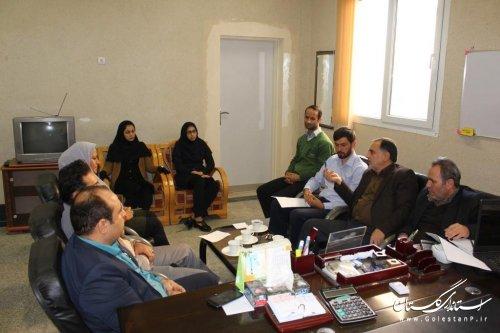 راستی آزمایی بخشی از اسناد مالی دهیاری های بخش مرکزی شهرستان آزادشهر