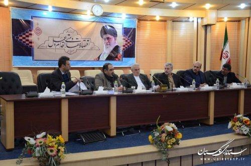 قول معاون وزیر جهادکشاورزی برای افزایش وام جبران خسارت در گلستان
