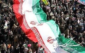 مسیرهای 46 گانه راهپیمایی 22 بهمن در سراسر استان گلستان /اسامی سخنرانان