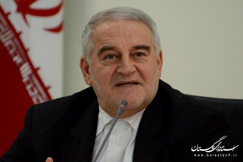 استاندار گلستان: گلستان رتبه هفتم کشور در اجرای طرح های اقتصاد مقاومتی را دارد