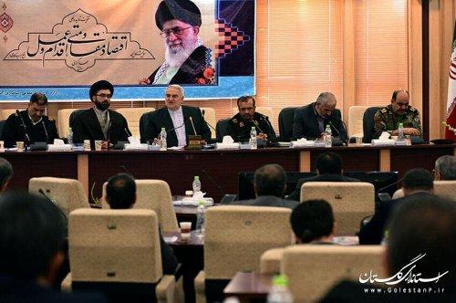 اراده واحد در راستای اجرای کامل طرح شهید شوشتری در استان وجود دارد