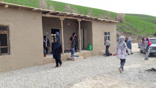 اسکان بیش از 500 توریست در روستای گچی سو