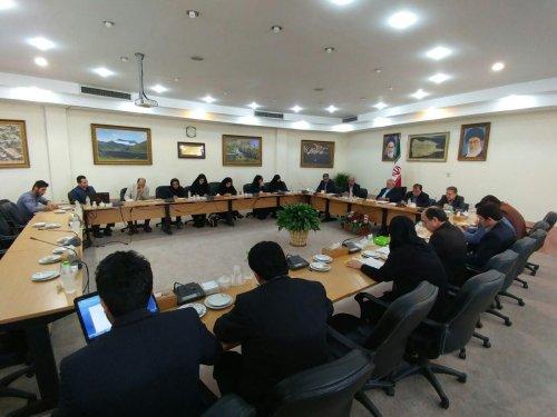 اولین جلسه شورای راهبردی جمعیت استان گلستان تشکیل شد