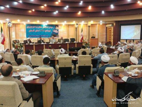 حج جهاد مستضعفان است/ گلستان سومین استان کشور به لحاظ تعداد حاجی در حج امسال است