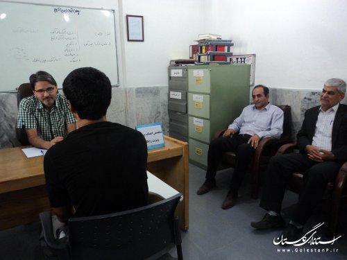 حضور پزشکان متخصص خیر جهت درمان زندانیان در زندان گنبد