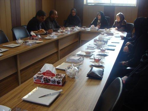 مدیر کل امور بانوان گلستان در جمع بانوان شاغل و کار آفرین شرکت امور دام استان حضور یافت