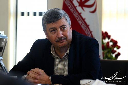 معاون هماهنگی امور عمرانی استاندار گلستان منصوب شد