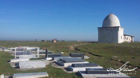 جاذبه های میراث فرهنگی شهرستان ترکمن
