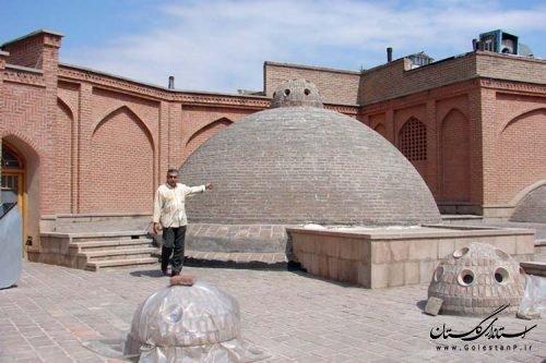 جاذبه های میراث فرهنگی رامیان