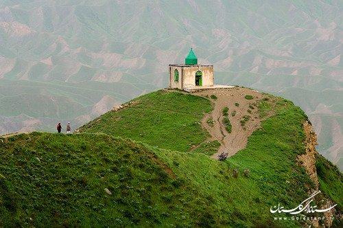 جاذبه های گردشگری شهرستان کلاکه