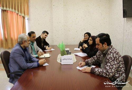 فعالیت مراکز فرهنگیهنری در ایام نوروز با عنوان عید خوب کتاب خوب