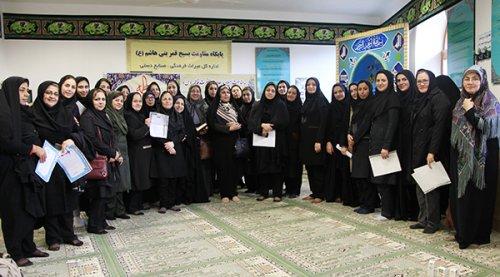 مراسم جشن بزرگداشت هفته مقام زن و روز مادر در اداره کل میراث فرهنگی استان