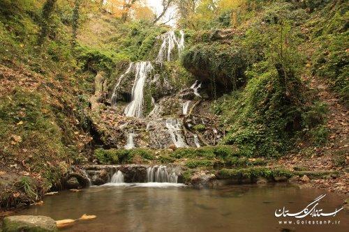 جاذبه های طبیعی شهرستان آزادشهر