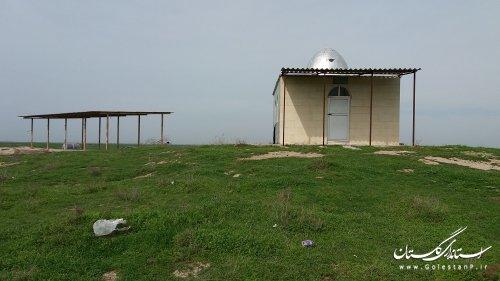 جاذبه های گردشگری شهرستان آق قلا