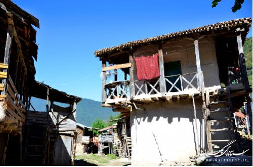 جاذبه های میراث فرهنگی شهرستان علی آبادکتول