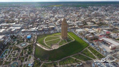 جاذبه های گردشگری شهرستان گنبدکاووس
