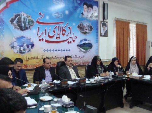 کارگروه اجتماعی و فرهنگی شهرستان علی آباد کتول با موضوع آسیبهای اجتماعی