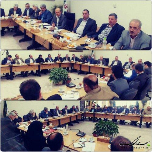 کلیپ برنامه محوری راهکار توسعه گلستان در سال ۹۷