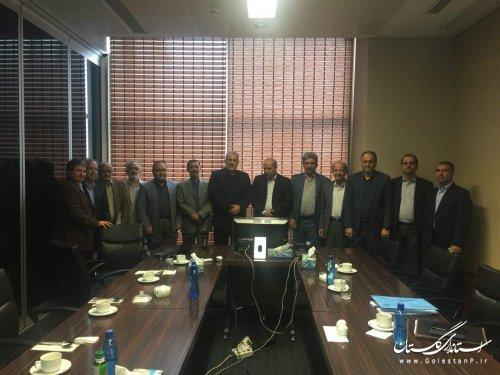 گلستان از سرمایه گذاری مپنا در پروژه ای بزرگ صنعتی استان استقبال و حمایت می کند