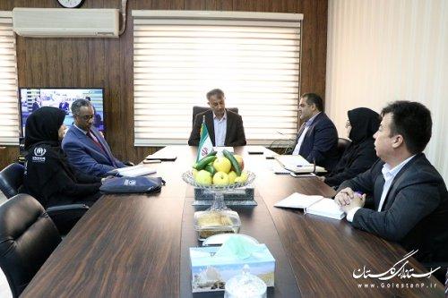 نقش اصلی کمیساریا عالی سازمان ملل کمک به دولت ایران برای حمایت از پناهندگان است