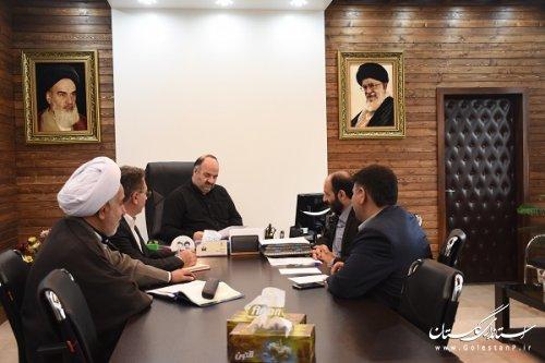 ستاد گرامیداشت ارتحال حضرت امام (ره) در اداره کل زندانهای استان تشکیل شد