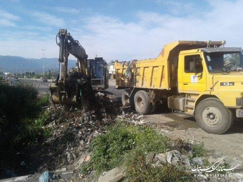 اتمام 7 پروژه نگهداری ابنیه فنی راههای استان گلستان با اعتبار بالغ بر 18 میلیارد ریال