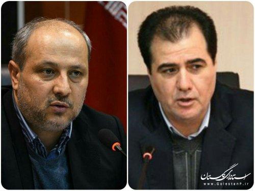 استاندار گلستان با معاون توسعه مدیریت و منابع وزارت کشور دیدار کرد