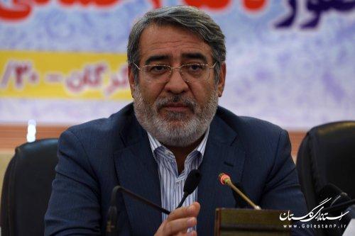 وزیر کشور: دولت برای حوزه اقتصادی برنامه دارد