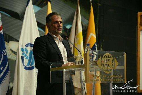 گلستان در توسعه کسب و کار جایگاه خوبی در کشور دارد