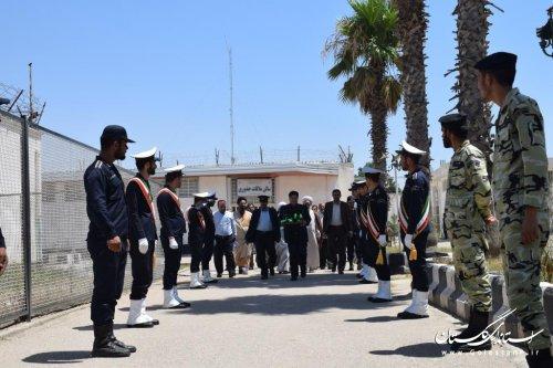 حضور خدام حرم مطهر حضرت معصومه (س) در زندان های استان گلستان