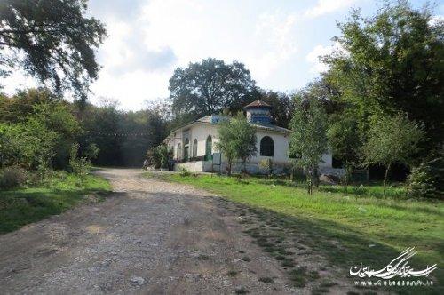 جاذبه های میراث فرهنگی و طبیعی شهرستان گرگان