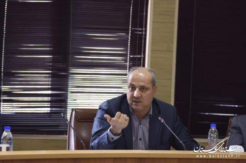 حضور استاندار گلستان در کارگروه منطقه یک کشوری به میزبانی استانداری البرز
