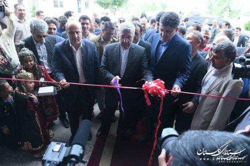 کلیپ حضور وزیر نیرو در گلستان و بازدید و افتتاح چندین پروژه