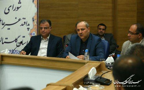 سند جامع پدافندغیرعامل استان باید با هدف ارائه راهبرد تهیه شود