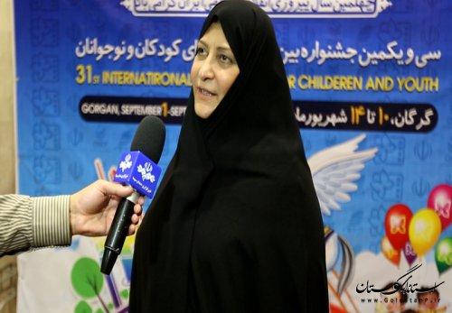 سینما در جامعه پذیری و تربیت کودکان  بر مبنای فرهنگ ایرانی نقش بسزایی دارد