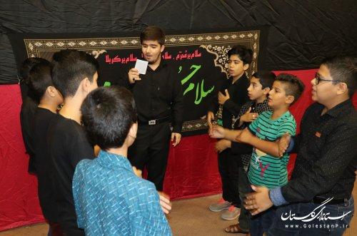 ایام محرم فرصتی مناسب برای شکلگیری هویت دینی و مذهبی کودکان و نوجوانان است