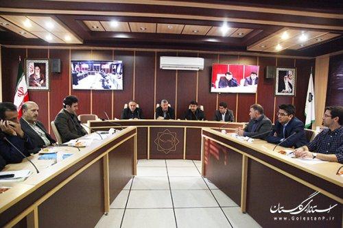 دومین جلسه کارگروه گردشگری استان برگزار شد