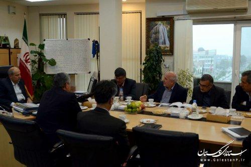 در دیدار استاندار گلستان با معاون وزیر جهاد کشاورزی مطرح شد؛ شهرک کشاورزی ۶ هزار هکتاری در گلستان ایجاد می شود