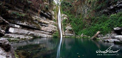 تحویل پروژه تکمیل زیر ساخت های گردشگری آبشار شیر آباد به دستگاه بهره بردار