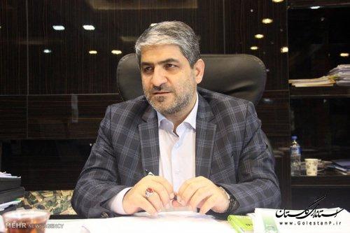 افتتاح و تکمیل ۴۰ پروژه به مناسبت چهلمین سالگرد پیروزی شکوهمند انقلاب اسلامی در گرگان