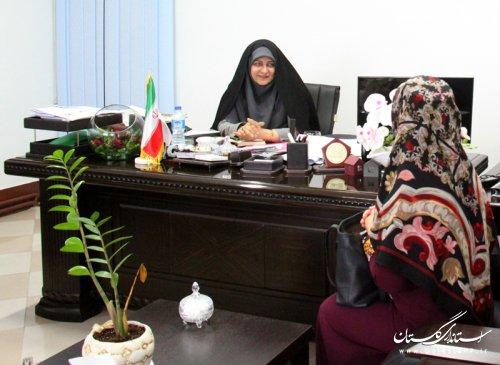بیست و چهارمین دیدار مردمی مدیرکل فرهنگ و ارشاد اسلامی