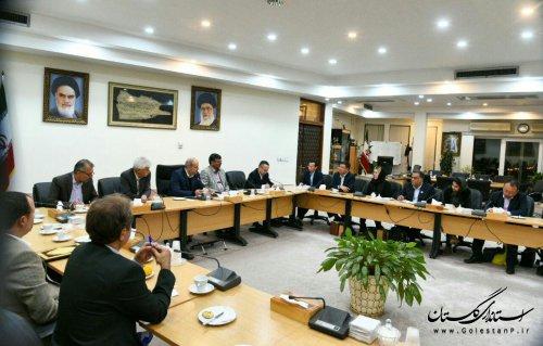 همکاری استان گلستان و هاربین چین در بخش کشاورزی و فعالیت های گلخانه ای