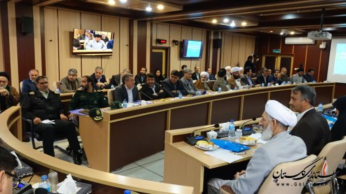 شورای فرهنگ عمومی یکی از عالی ترین جلسات سیاست گذاری استانها است