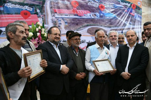اعطای احکام بازنشستگی پیش از موعد 180 نفر از بیمه شدگان صندوق بیمه روستاییان و عشایر استان