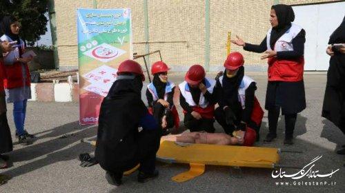 برگزاری دوره بازآموزی، یکسان سازی و هماهنگی مربیان طرح ملي دادرس گلستان
