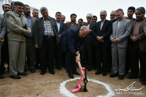 کلیپ مرحله دوم ساخت پارک پسماند گرگان با حضور استاندار گلستان آغاز شد
