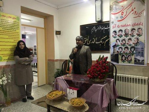 5 آذر سند افتخار مردم گرگان در انقلاب اسلامی است