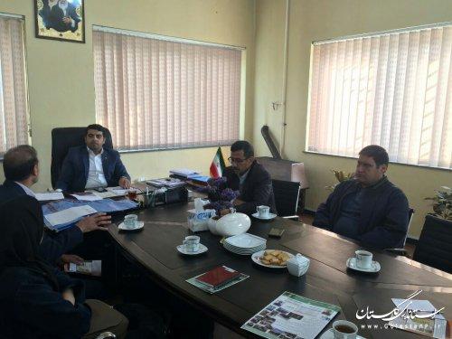 اجرای طرح تفکیک زباله از مبدا در شهر خان ببین