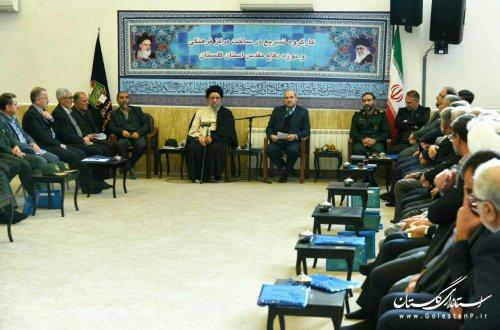 حضور دکتر روزبهان در کارگروه تسریع در ساخت مرکز فرهنگی و موزه دفاع مقدس استان